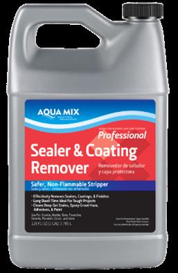 AQUA MIX® SEALER & COATING REMOVER