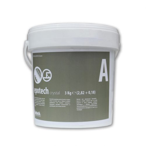 epoxy putty for sealing joins between ceramic tiles