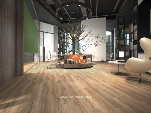 wood look vinyl plank