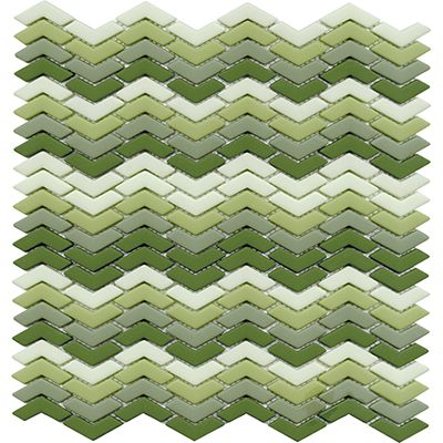 GLAZE WAVE GREEN MATT