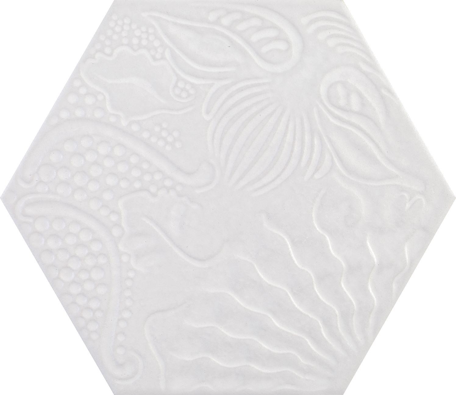 GAUDI HEX 25 WHITE